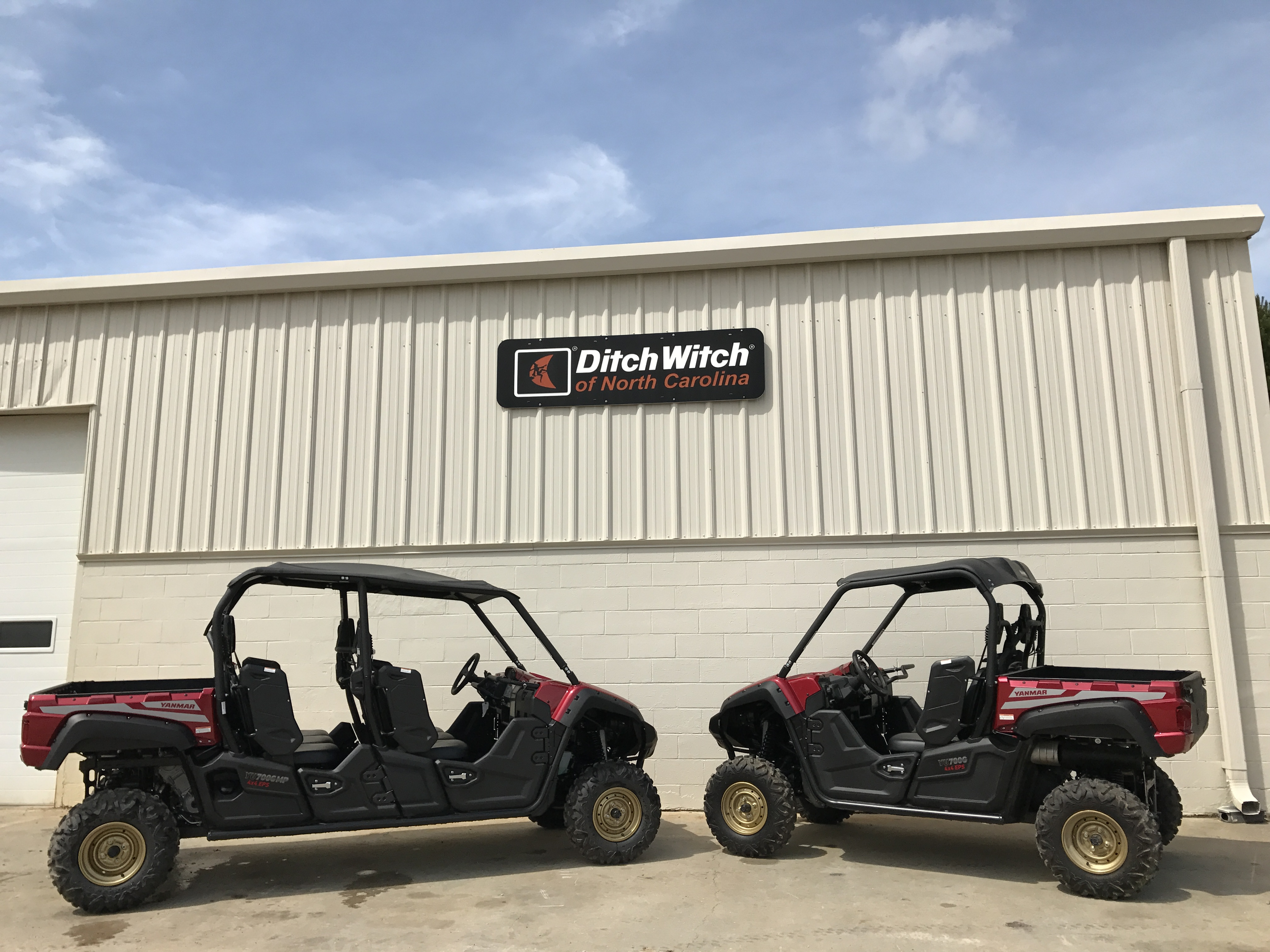 Yanmar ATV Sales & Service in NC