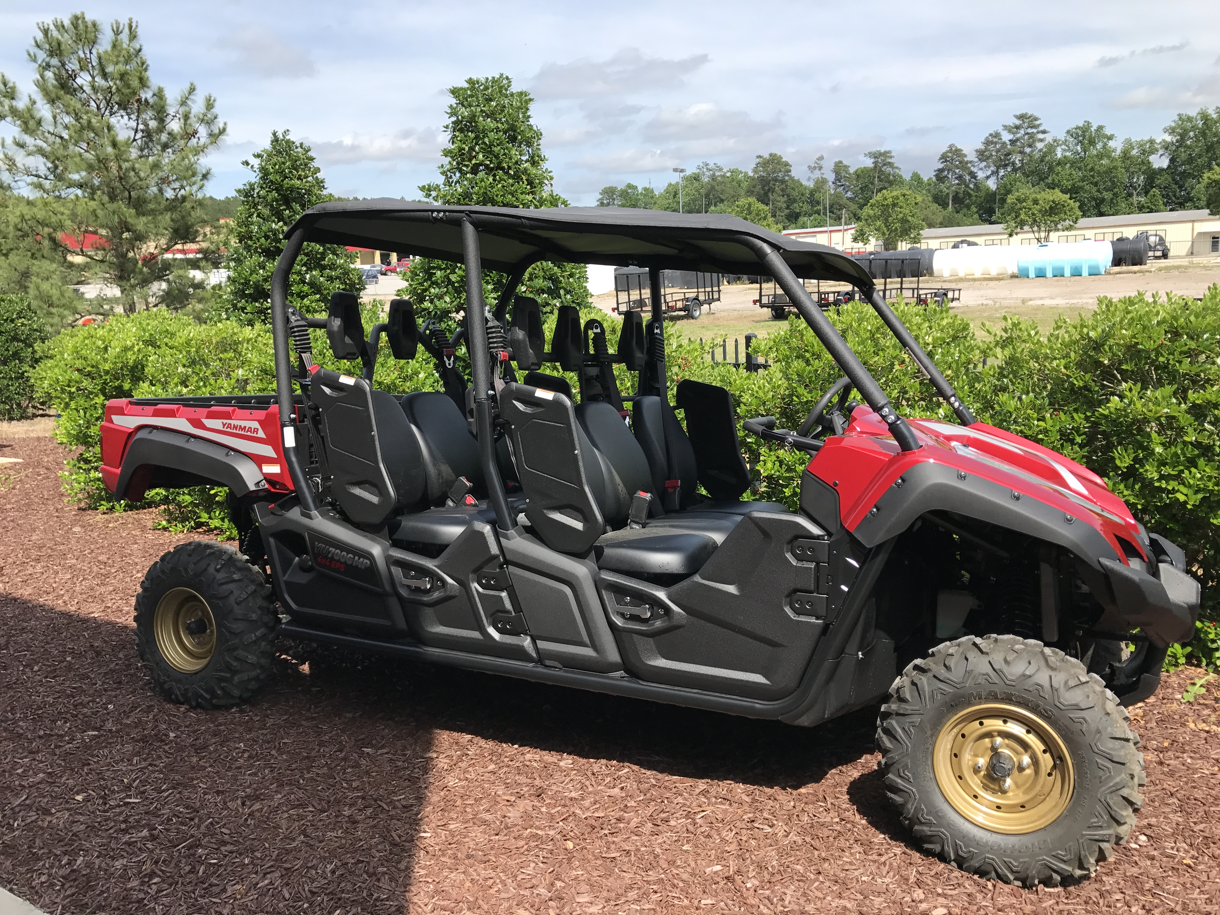 Yanmar ATVs For Sale